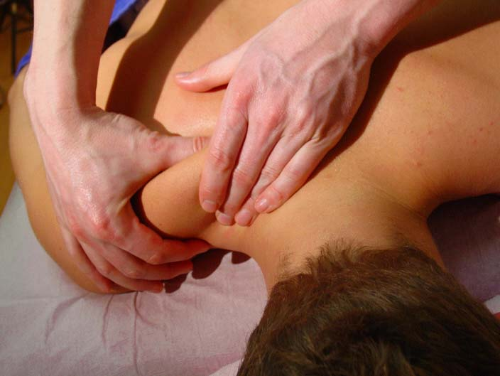 спортен-масаж