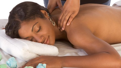 Съединителнотъканен-масаж