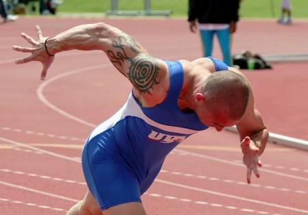 Масаж при спортисти