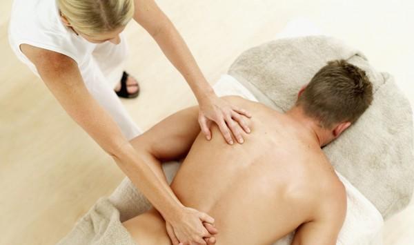 нудистки-масаж