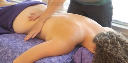 Тхники на масаж   поглаждане