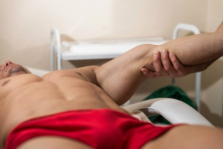 Масаж при болки в корема