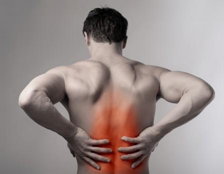 Лечебен масаж при болки в гърба